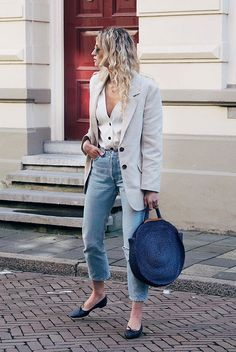 New Fashion Trends 2018 Casual Ideas Fashion Me Now, Fashion 2018 Casual, Spring Fashion Outfits, New Fashion Trends, Look Fashion, Trendy Fashion, Everyday Fashion, Casual Chic, Style Casual
