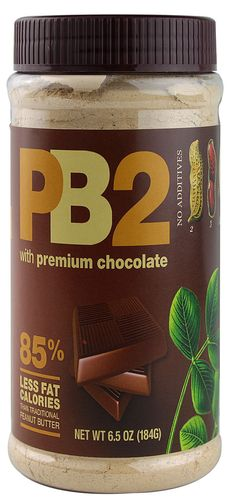 PB2 Powdered Peanut Butter with Chocolate -- 6.5 oz