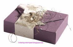 Rechner, Punchboard, Stempelclub, Verpackung, Stampin up Diy Box, Diy Gift Box, Gift Boxes, Present Wrapping, Pillow Box, Envelope Punch Board, Envelope Box, Box Maker, Bow Bag