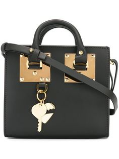 SOPHIE HULME 'Albion' Box Tote. #sophiehulme #bags #shoulder bags #hand bags…bag, сумки модные брендовые, bags lovers, http://bags-lovers.livejournal