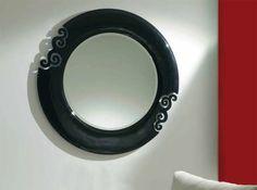 Giotto Round Wall Mirror by LA Vetreria - $2,400.00