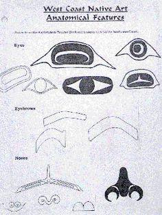 West Coast Native Art Haida Kunst, Arte Haida, Haida Art, Native Canadian, Canadian Art, Native American Totem, Indian Symbols, Indian Artwork, Indian Arts And Crafts