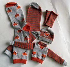Носочное помешательство, или как мы будем шить куклам из носков ))) СОВМЕСТНЫЙ ПРОЕКТ
