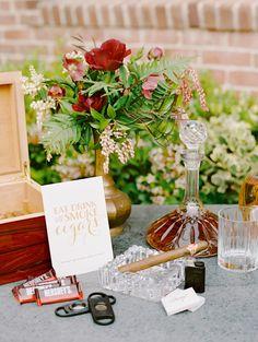 Photography: Marisa Holmes - marisaholmesblog.com  Read More: http://www.stylemepretty.com/2014/10/17/elegant-estate-wedding-inspiration-part-2/