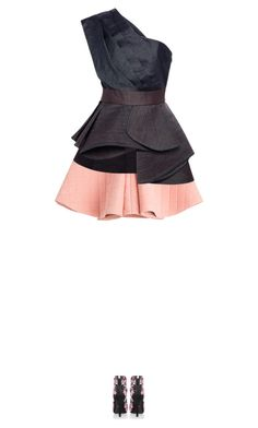 """""""Untitled #2955"""" by nineteen92 ❤ liked on Polyvore featuring Marina Hoermanseder and Johanna Ortiz"""