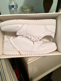 [Pickup] My first pair of Jordan's
