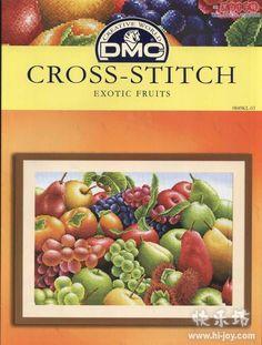 PLANETA PONTO CRUZ 2: Exotic Fruits