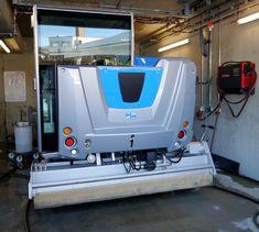 Eiskehrmaschine für die Hamburger Eislaufbahn Planten un Blomen #Hamburg #automotive