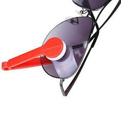 Glasses Convenient Cleaner(Random Colors) – AUD $ 1.42