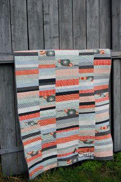 Quilt called 'Japanise flower' Plaid Patchwork, Quilt Making, Quilting Designs, Scrap, Quilts, Blanket, Artist, Flowers, Blog