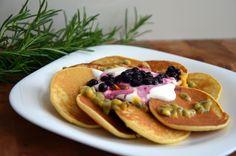 Bezlepkové rýžové lívanečky (Gluten-free rice pancakes) – Chef MUM