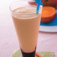 芒果奶昔食譜 - 水果類料理 - 楊桃美食網 專業食譜