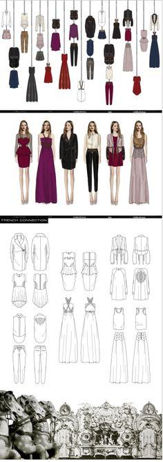 20 Ideas For Fashion Sketchbook Ideas Layout Design Portfolios Mood Boards Fashion Portfolio Layout, Fashion Design Portfolio, Fashion Design Sketches, Moda Fashion, Trendy Fashion, Fashion Art, Fashion Show, Fashion Illustration Sketches, Fashion Sketchbook