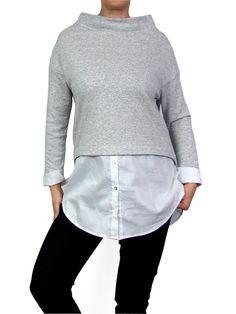 Podw�jna-bluza/koszula