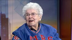The last time the Chicago Cubs played in the World Series was 71 years ago,  Irene Mooney, 102, was not only around for that World Series in 1945, she was selling hot dogs in the bleachers at Wrigley Field.  She joined WGN Morning News today to tell us all about it.  Watch her interview with us in the player above.