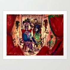 Happening upon Something  Art Print by Shane R. Murphy - $19.00 Art Prints, Shit Happens, Art Impressions