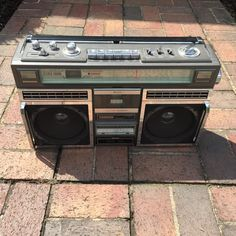 RARE Conion CRC H76F Boombox Near Mint Condition Onkyo Made in Japan Cassette | eBay