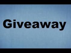 14 DAY GIVEAWAY!