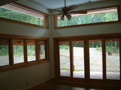 Cascades Retreat designed and built 2004 on acreage adjacent to ponds cascading from one to another to another to another.. Sold 2006