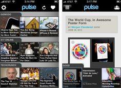 Pulse RSS reader
