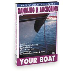 Bennett DVD - Handling & Anchoring Your Boat - https://www.boatpartsforless.com/shop/bennett-dvd-handling-anchoring-your-boat/