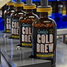 Grady's Cold Brew- Visit us at  http://www.gradyscoldbrew.com