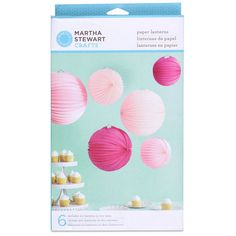 <div>Celebrate the special occasions in life. Create fun party decorations with these colorful p...