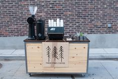 three pines coffee salt lake city utah liberty heights fresh coffee cart sprudge