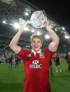 Jonathan Davies. Chosen ahead of O'Driscoll and did a superb job when it mattered. Performance against the Waratahs was probably the best individual display of the tour - British & Irish Lions: The stats that tell the story of the 2013 Lions tour of Australia #BritishandIrishLions #rugby