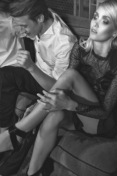 Emy, Ilco, Mona, Andris and Oliver for Elele Turkey December 2014
