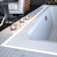 Bathtub, Bathroom, Decor, Standing Bath, Washroom, Bathtubs, Decoration, Bath Tube, Full Bath