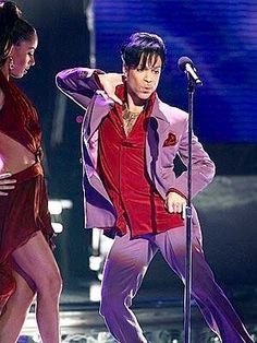 Dance the night away Prince