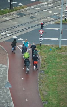 Dutch Cycling Infrastructure