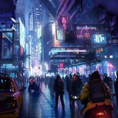 Post with 2698 votes and 129421 views. Tagged with blade runner, cyberpunk, harrison ford, ryan gosling, blade runner Shared by Blade Runner Art Dump Cyberpunk City, Arte Cyberpunk, Ville Cyberpunk, Cyberpunk Aesthetic, Futuristic City, Futuristic Technology, City Aesthetic, Futuristic Architecture, Cyberpunk 2077