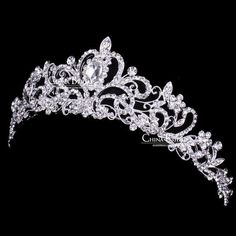 The Ornate Princess Tiara