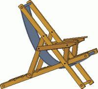 Porch chair tutorial