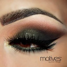 Chocolate Smokey Eyes