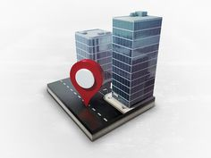 Icon Design GPS Tracking v2
