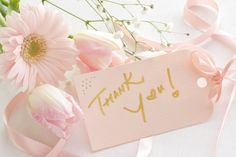 flowers thank you - Google Search