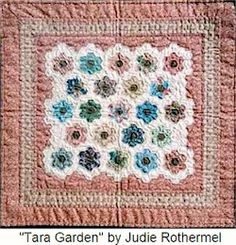 Judie Rothermel, Quilting with the Experts, Marcus Fabrics