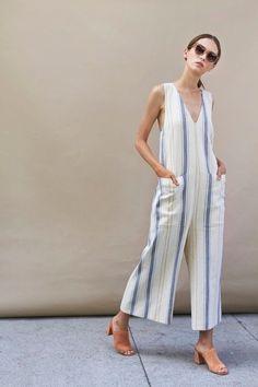 Steven Alan Spring 2017 Ready-to-Wear Fashion Show Collection Women's Summer Fashion, Love Fashion, Fashion Show, Womens Fashion, Fashion Brands, High Fashion, Style Outfits, Cool Outfits, Summer Outfits