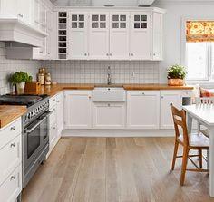 SMYKWKUCHNI: Biała kuchnia- kuchnia moich marzeń! / inspiracje