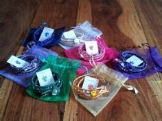 colour therapy angel wraparound bracelet