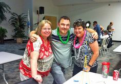 """Mary Esther Public Library Crew at """"Staff Day"""""""