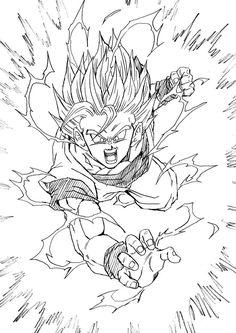 14 Best Goku Ssj 2 Images Monkey King Son Goku Dragon Ball Z