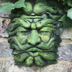 Brighthelm-stone supply high quality stone ornaments for your home & garden. Our range includes decorative roof finials, classical wall plaques, busts, statues, gothic mirrors and green man plaques Stone Garden Statues, Outdoor Garden Statues, Garden Stones, Small Garden Ornament, Garden Ornaments Uk, Gothic Gargoyles, Sandstone Color, Ugly Faces, Green Man