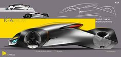 This project is created for 2015 KIA Car Design Award