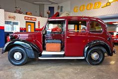 Lovely 1958 FX3 Taxi currently for sale in the USA (Jan 2016) registration TXN 931 http://www.hanksters.com