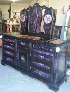 Coffin Customs