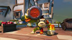 #SkylandersSuperChargers #Skylanders  #DonkeyKong #WiiU #Nintendo Para más información sobre #Videojuegos, Suscríbete a nuestra página web: http://legiondejugadores.com/ y síguenos en Twitter https://twitter.com/LegionJugadores